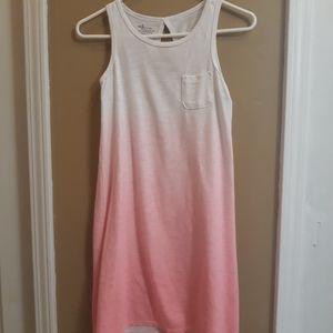 Old navy tee shirt dress